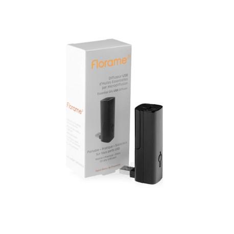 Diffuseur USB d'huiles essentielles NOIR