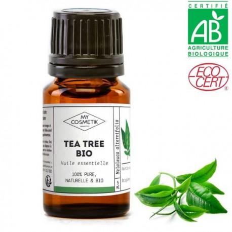 HUILE ESSENTIELLE TEA TREE BIO (ARBRE A THE)